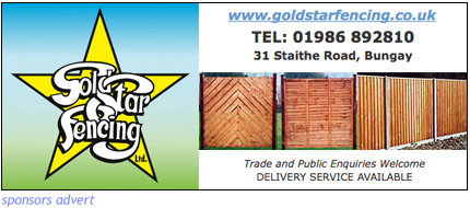 gold star fencing bungay